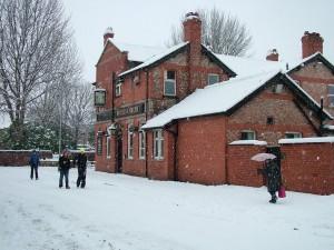 Bowling Green Pub, Chorlton