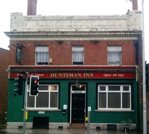 huntsman inn, rusholme