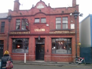 Eagle Inn, Salford